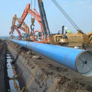steel pipe projects